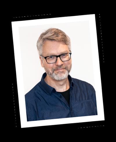 Ulf Erwin Schøien portrett